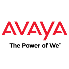 Avaya power of we logo